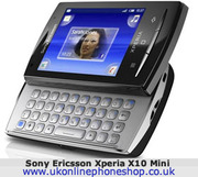 A cheap deal on Sony Ericsson Xperia X10 Mini you can't decline