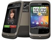 Get The Latest HTC Wildfire Contract Phone Deals