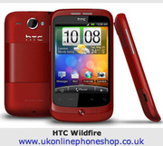 Lift you spirits with HTC Wildfire deals