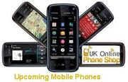 Buy the latest upcoming mobile phones from UK networks