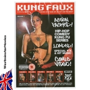 KUNG FAUX - Hip Hop Comedy - Brand New Action Movie DVD only 2.99