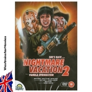 NIGHTMARE VACATION 2.She´s back! New Horror Action Movie DVD