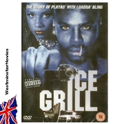 ICE GRILL - Cold ice,  cold cash,  cold hearts! New Action DVD
