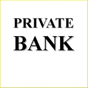 Private German Bank for sale,  all types of banking