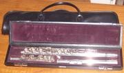 Yamaha flute ylf574 h
