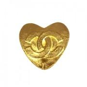 Chanel Vintage Heart Brooch