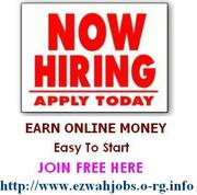 Urgently Hiring,  Part time Staff.