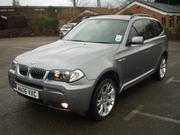 2006 BMW X3  3 0 Grey metallic