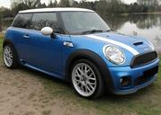 2006 R56 MINI COOPER S IN BLUE WITH JCW
