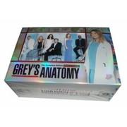 Grey's Anatomy Seasons 1-7 DVD