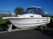 Bayliner Trophy Fishing Boat