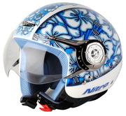 Get 10% off in all ladies motorcycle helmets