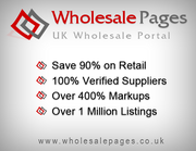 Wholesale Pages – Wholesale Suppliers Directory