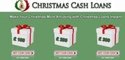Loans for Christmas Bad Credit,  Loans for Christmas No Credit Check