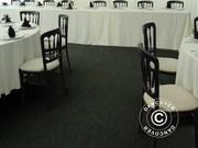 Carpet 2x12m dark grey