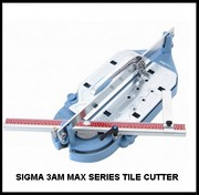 SIgma 3AM Max Series Tile Cutter at tool venture