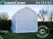 Boat shelter 4x12x3.5x4.5 m