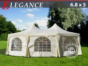 Marquee Elegance 6.8x5 m