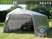 Portable Garage PRO 3.6x7.2x2.7 m