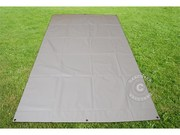 Ground cover 2, 6x3.10 m PVC,  Grey