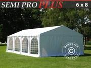 Marquee Semi PRO Plus 6x8 m PVC