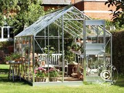 12, 1 m² Juliana Compact Plus greenhouse
