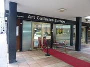 Art gallery for hire to rent London Mayfair West End Bond Street