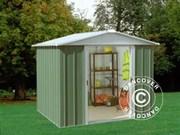 Garden shed 2, 42x2, 17x1, 93 m