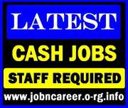 Weekend Staff Wanted (Cash In Hands)