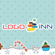 Christmas themed websites from Logoinn!