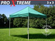 FleXtents Pro Xtreme 3x3 m,  green