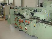 20-16-8030 Four side moulder WADKIN