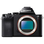 Sony Alpha a7R Mirrorless Digital Camera-Body Only