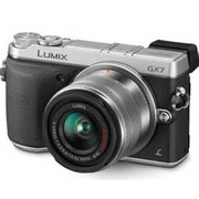 Panasonic Lumix DMC-GX7 Mirrorless Micro  Digital Camera Body