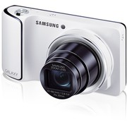 Samsung GC110 Galaxy Digital Camera -White