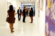 International artist exhibition space in London