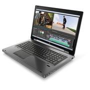 HP EliteBook 8770w D3K00UT-i5-3380M-8GB-500GB HDD Win 7-17.3