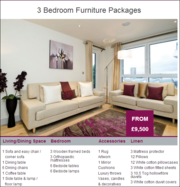 Acquire Exclusive Three Bedroom Furniture Packages