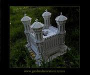 Gravestone for kids - garden decoration - garden columbarium