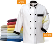 Superior quality Laundry and Linen Hire service to Hotels,  Restaurants.