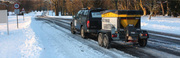 Professional Road Gritting Services - Grit Spreaders UK