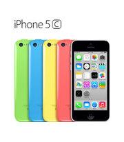 Apple iPhone 5C  (Silver-66870)