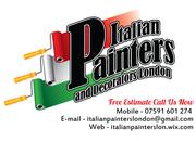 Italian Painters and Decorators London