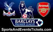 Crystal Palace Vs Arsenal Tickets
