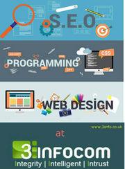 3i InfoCom – A creative web design agency
