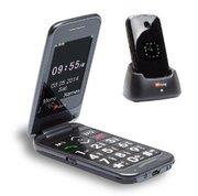 Buy TTfone Venus - A Big Button Flip Mobile Phone