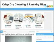 Crisp Dry Cleaning & Laundry Services