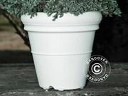 Planter Ancona Ø88x68.5 cm,  White,  2 pcs.