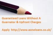 Loans Bad Credit No Guarantor