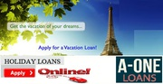 Bad Credit Loans For Holiday